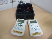 2 needle stimulator units